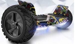 COLORWAY Hover Scooter Board SUV
